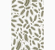 Wheat a background Unisex T-Shirt