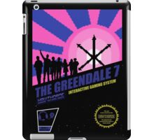 The Greendale 7 iPad Case/Skin
