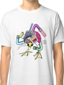 Hiro-chan duck 2 Classic T-Shirt