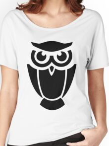 Cool Owl  Women's Relaxed Fit T-Shirt
