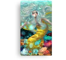 sirens call Canvas Print