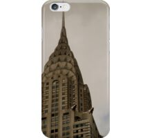 The Chrysler Building - NYC iPhone Case/Skin