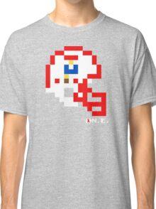 NE Original Helmet - Tecmo Bowl Shirt Classic T-Shirt