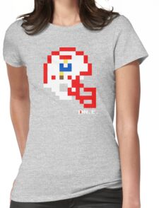 NE Original Helmet - Tecmo Bowl Shirt Womens Fitted T-Shirt