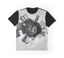 Abstract 3d City  Graphic T-Shirt