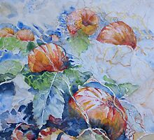 Pumpkin Patch by ArtPearl