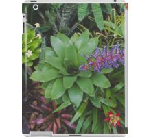 Tropical plants iPad Case/Skin