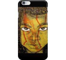 Drop Cloth 11 iPhone Case/Skin