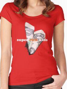 Super Rich Kids Women's Fitted Scoop T-Shirt