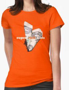 Super Rich Kids Womens Fitted T-Shirt