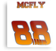 Team McFly, get on board...hoverboard. Metal Print