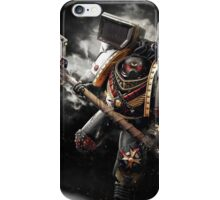 Warhammer - Black Templar iPhone Case/Skin