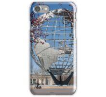 Unisphere. Queens, New York City iPhone Case/Skin