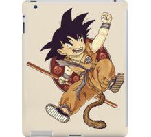 Son Goku & Nyoi Bo iPad Case/Skin