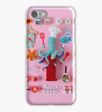 Playful Cooking iPhone Case/Skin