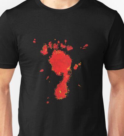 Bloody Foot Clan Unisex T-Shirt