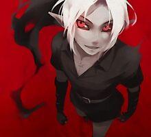Dark Link by konoha