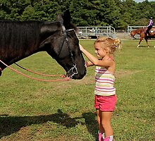 Deer Run Horse Show Club Sept. 20, 2014 (209) by DLitefulImagery