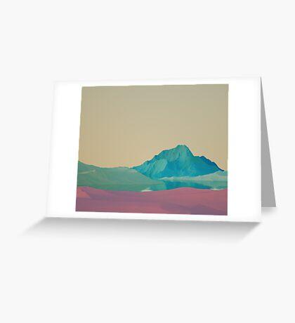 Color Me Natural Greeting Card