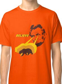 Believe Abraham Lincoln Classic T-Shirt