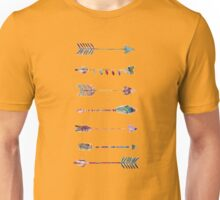 seven arrows push  Unisex T-Shirt