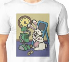 Teddy Bear And Bunny - It's All Fun And Games Unisex T-Shirt