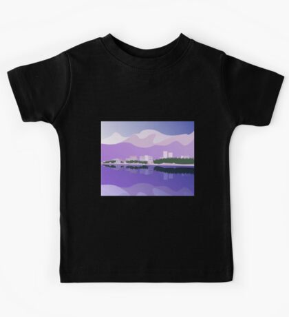 Anchorage Kids Tee