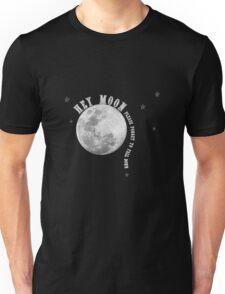 Band Merch - Hey Moon Panic Inspired  Unisex T-Shirt