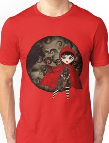 Little Red Capuccine Unisex T-Shirt