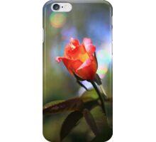 Bokeh Rose -Vintage Russian Lens Blur iPhone Case/Skin