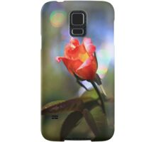 Bokeh Rose -Vintage Russian Lens Blur Samsung Galaxy Case/Skin
