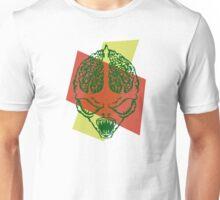 Alien Head Sketch Unisex T-Shirt