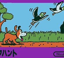 Duck hunt by Sam Smith