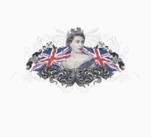 Queen Elizabeth II One Piece - Short Sleeve