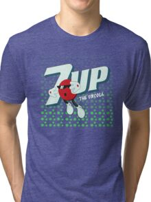 Cool Spot - The Uncola Tri-blend T-Shirt