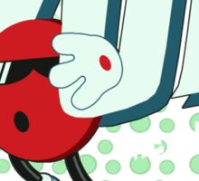 Cool Spot - The Uncola Sticker