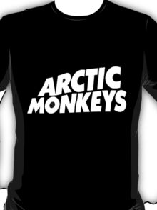 Arctic Monkeys Logo T-Shirt