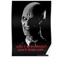 Gentleman (Hush) Poster