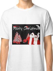 Santa Humor Classic T-Shirt