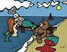 Teddy Bear And Bunny - Lying To Women by Brett Gilbert