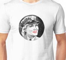 WW2 Army Girl 2 Unisex T-Shirt