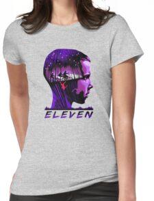Stranger Womens Fitted T-Shirt