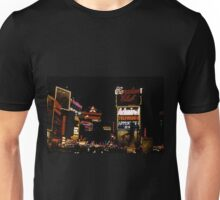 Times Square Broadway 1959 Unisex T-Shirt