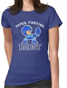 Super Fighting Robot Womens Fitted T-Shirt
