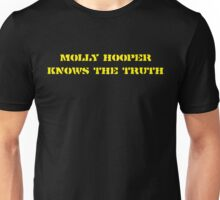Molly Hooper knows the truth Unisex T-Shirt