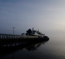 Ferry from Oban by Pete Johnston