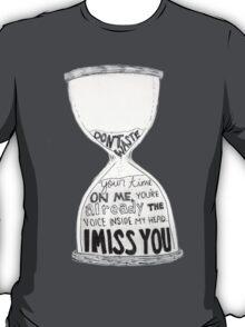 I Miss You - Blink 182 (2) T-Shirt