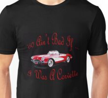 Birthday gifts for a 60 yr. old; Chevy Unisex T-Shirt