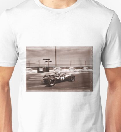 Grand Prix Historique de Monaco #10 Unisex T-Shirt