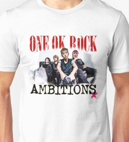 One Ok Rock Ambitions Album!!! Unisex T-Shirt